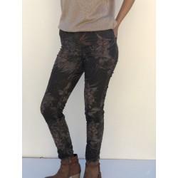 Pantalon réversible 2 en 1