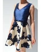 robe de soirée chic et tendance
